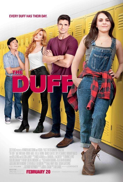 Watch->> The DUFF 2015 Full - Movie Online