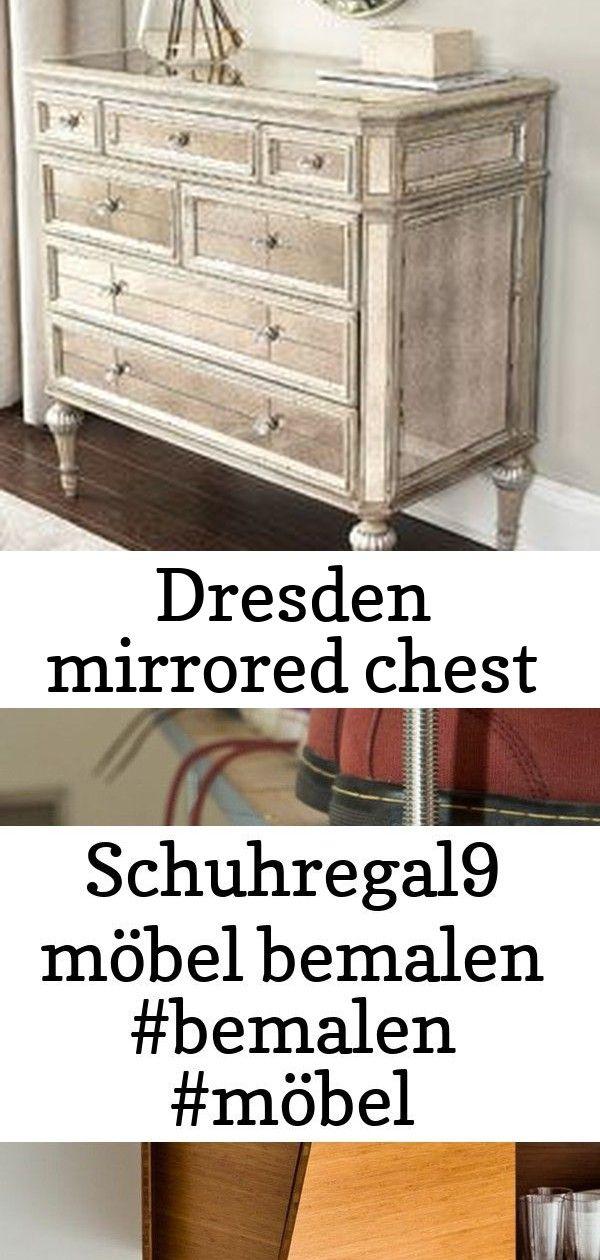 Dresden Mirrored Chest Mirrored Chest Dresden Mirror