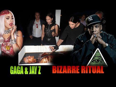Must SEE! Lady Gaga & Jay Z Caught in Bizarre Satanic Ritual - https://www.fashionhowtip.com/post/must-see-lady-gaga-jay-z-caught-in-bizarre-satanic-ritual/