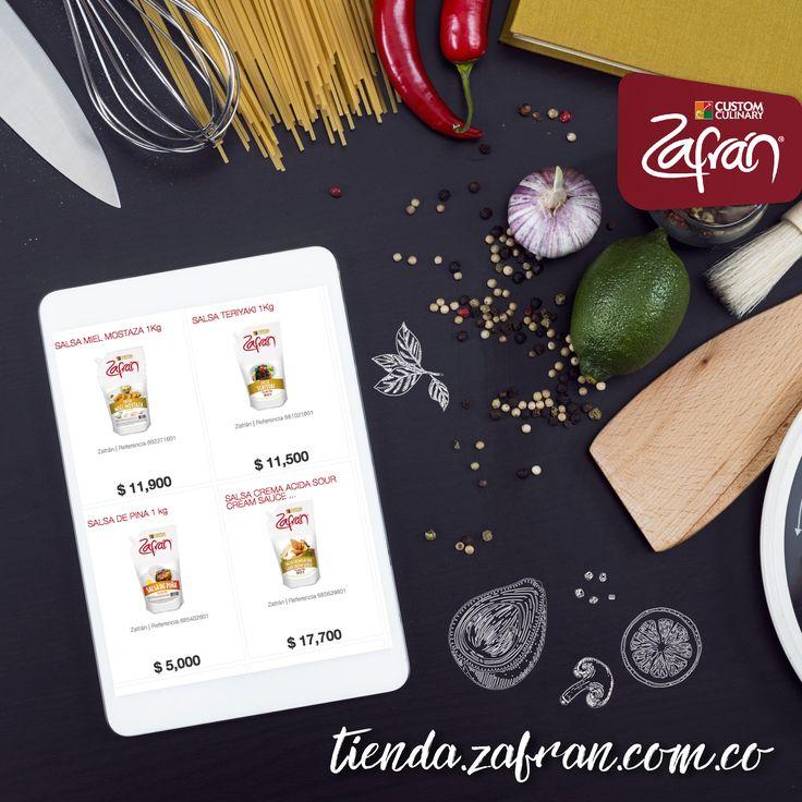 Ingresa a nuestra tienda.zafran.com.co y encuentra los mejores sabores para sorprender a mamá en su día. #productoszafran #universozafran #felizdiamama