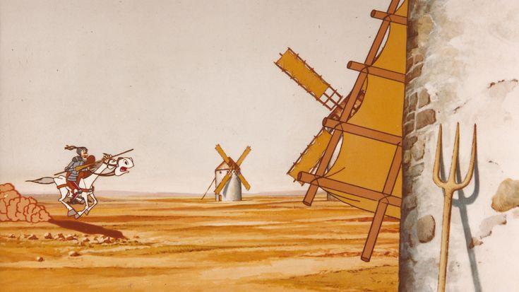 Don Quijote de la Mancha - Serie de dibujos animados 1979, Programas y Concursos en el Archivo de RTVE  online, completo y gratis en RTVE.es A la Carta. Todos los programas de Programas y Concursos en el Archivo de RTVE online en RTVE.es A la Carta