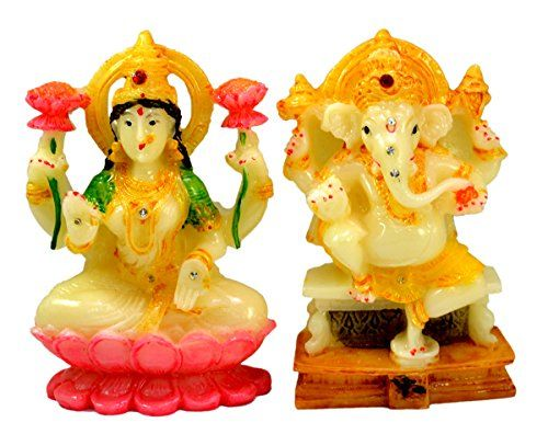 Indian Hand Carved God & Goddess Laxmi Ganesha Resin Idol Sculpture Statue 3.5 Inches Krishna Mart India http://www.amazon.com/dp/B016THEWG0/ref=cm_sw_r_pi_dp_l4.xwb0DWNYRB