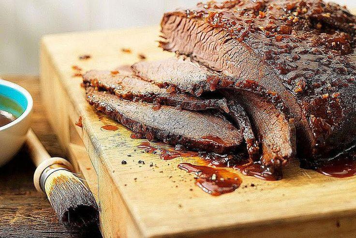 Beef brisket marinade