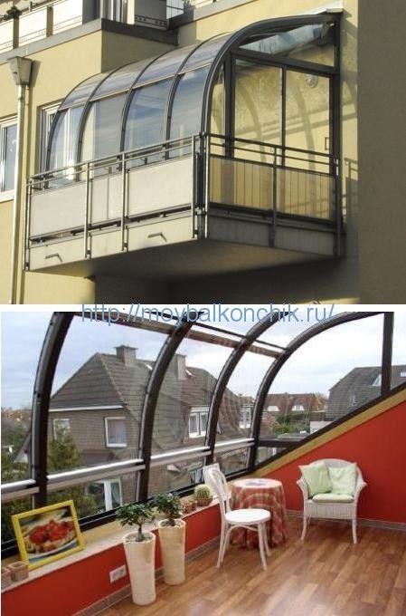 балкон веранда
