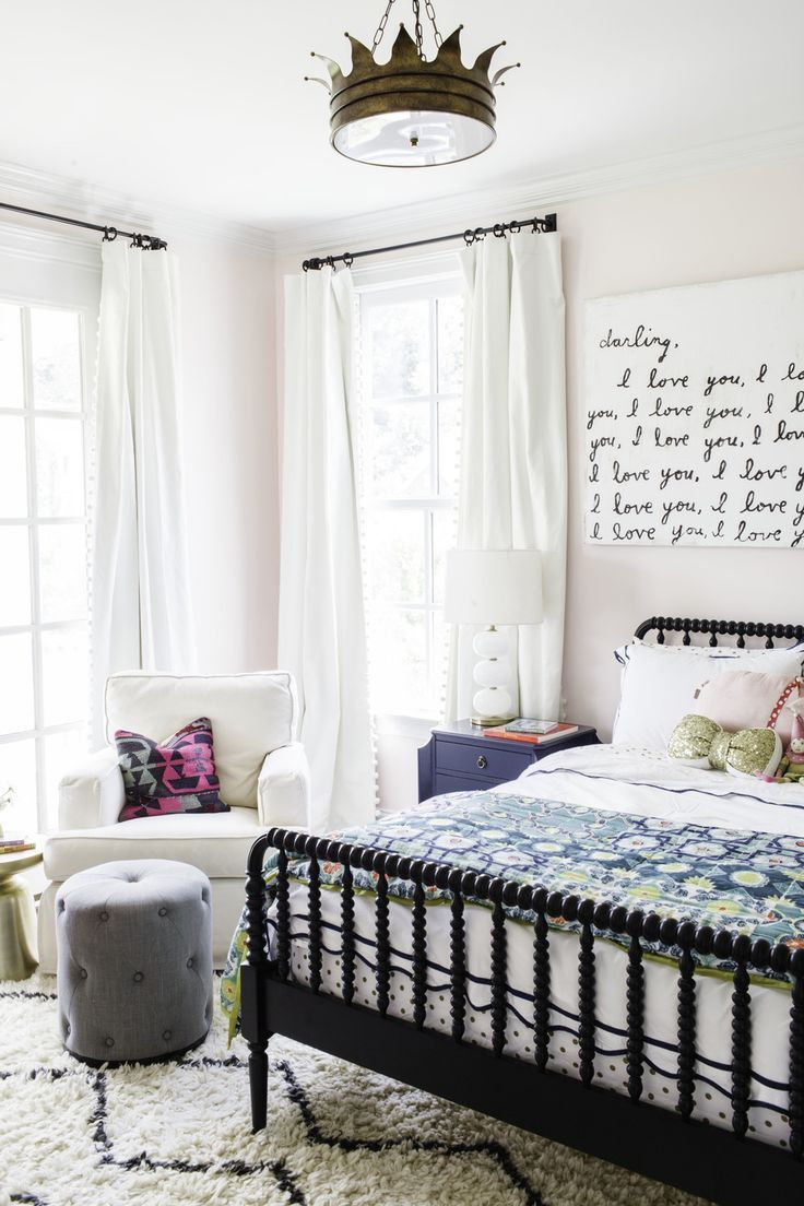 Photo Credit Bax Miller Art Sugarboo Bed Pottery Barn