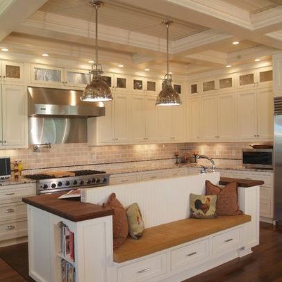 38 Best Kitchencottage Images On Pinterest  Beautiful Homes Cool Townhouse Kitchen Design Ideas 2018