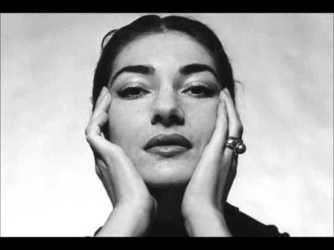 ▶ Στη Μαρία Κάλλας - Λαυρέντης Μαχαιρίτσας, Anne Catherine Gillet - YouTube