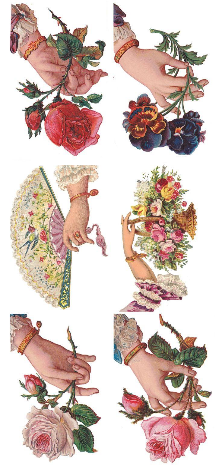 103 best antique hands fans and shoes images on pinterest