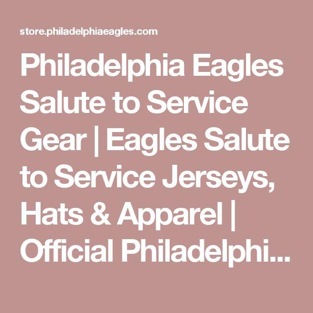 Philadelphia Eagles Salute to Service Gear | Eagles Salute to Service Jerseys, Hats & Apparel | Official Philadelphia Eagles Online Store
