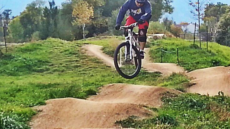 Boulder, Colorado Valmont bike Park