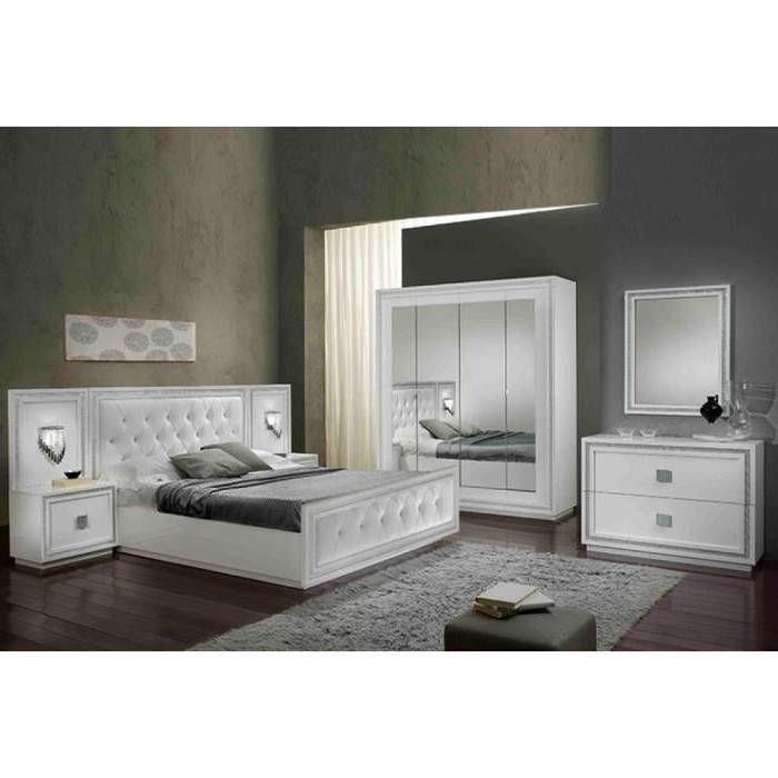 Chambre ŕ Coucher Kristel Avec Images Ensemble Chambre A Coucher Chambre A Coucher Bois Chambre A Coucher Ikea