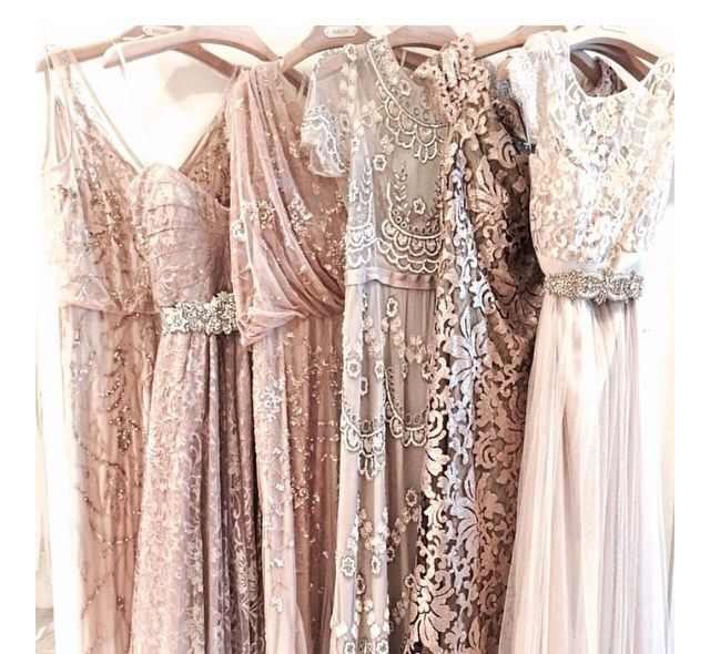 Love the detailing. Bridesmaids dresses