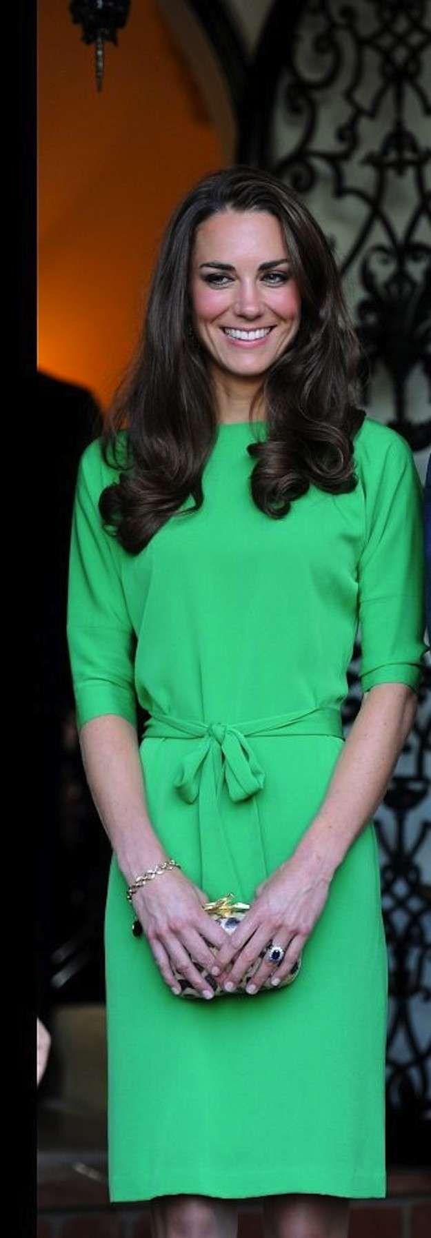 Las 50 mujeres más elegantes del mundo: fotos de las más elegantes - Kate Middleton