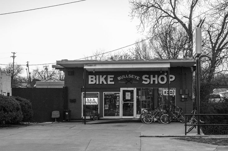 Bike Shop by Chris Hillis on 500px
