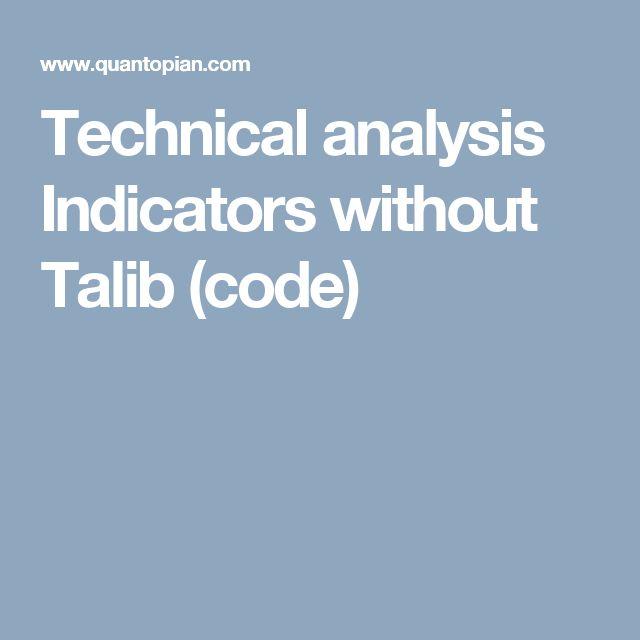Technical analysis stock trading strategies