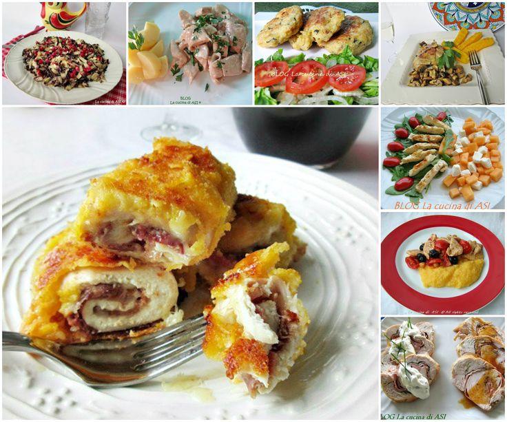 Ho raccolto in questo articolo le ricette di pollo e tacchino pubblicate sul blog...arrosto, bocconcini, spiedini etc con spezie , verdure e molto altro....