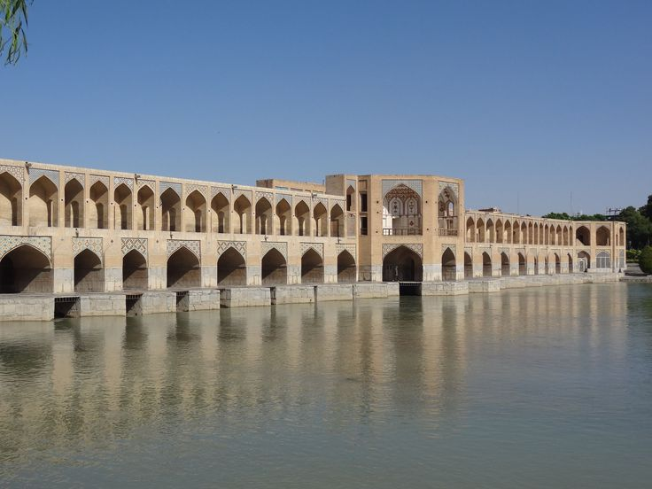 pont Khaju, Ispahan