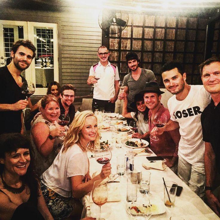 Ian Somerhalder - 15/07/16 - Happy Season 8, last in a series (for tonight). #TVD https://www.instagram.com/p/BH35dfUhOJK/?taken-by=julieplec - Twitter / Instagram Pictures