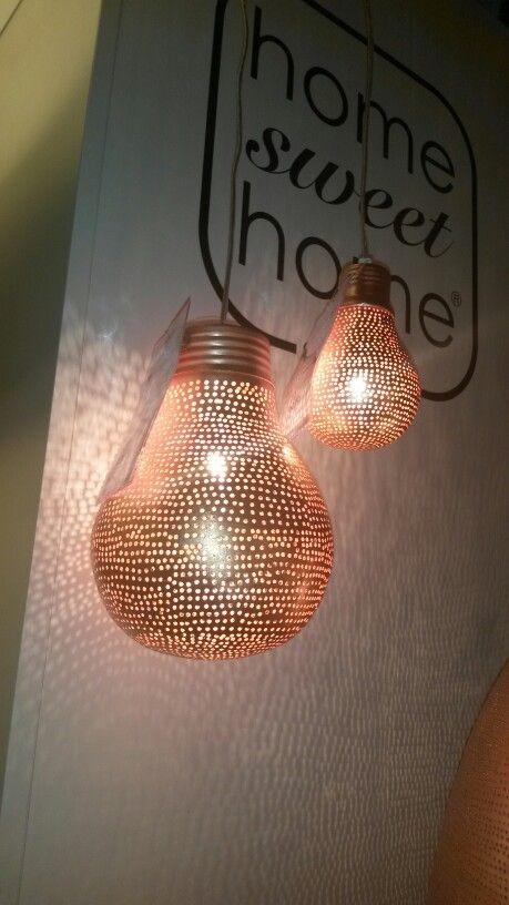 Mooie lampen bij de Nijhof in Baarn