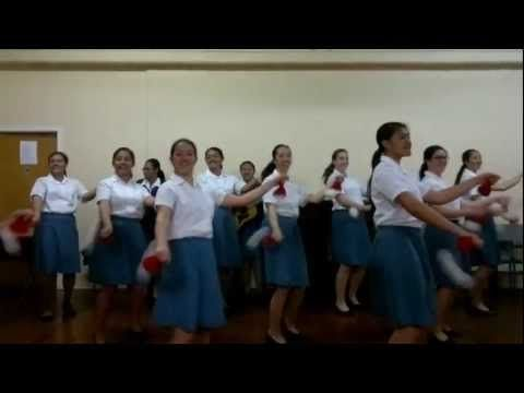 St Joseph's Maori Girls' Choir | impromptu kapahaka | Sponsors' Supper | Anniversary Concert