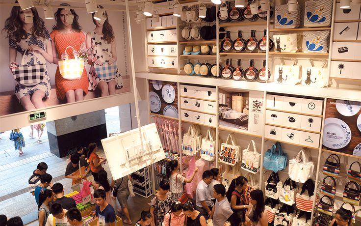 MINISO 名创优品 Japan Store Photos