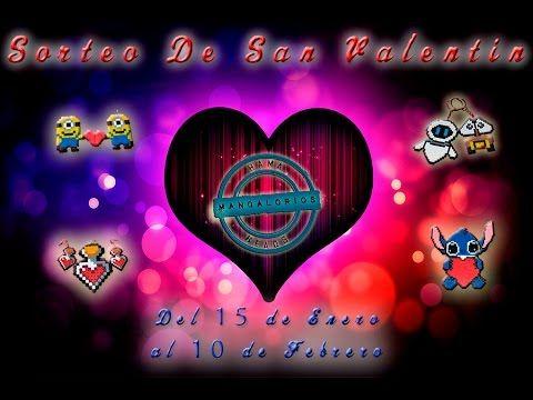Sorteo San Valentin 2016 (España e Islas)