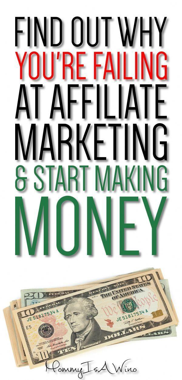 Affiliate-Marketing für Blogger – Bloggen für Anfänger – Finden Sie heraus, warum Sie …   – Beginner Blogging Tips