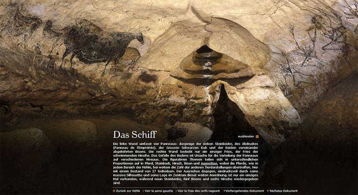 Lascaux Höhle Virtueller Rundgang