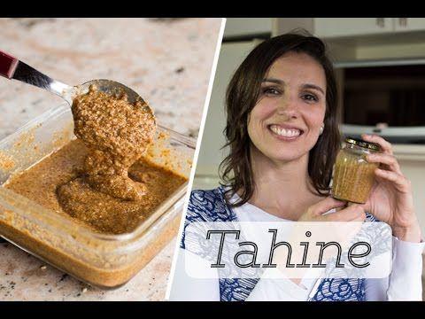 No episódio de hoje ensino como preparar o TAHINE, uma pasta a base de gergelim que pode ser usada em várias preparações. Espero que gostem! - Inscreva-se no...