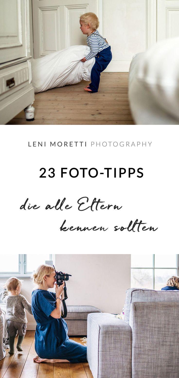 23 Foto-Tipps, die jede Mama mit Kamera kennen sollte