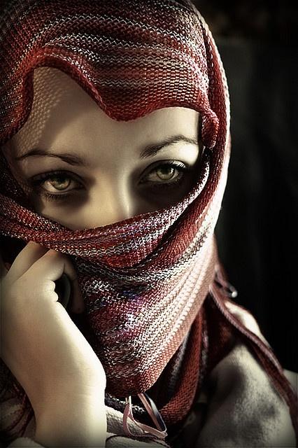 gypsy.....beautiful eyes