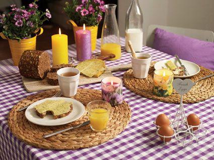 Spring Party range from Bolsius. www.bolsius.com