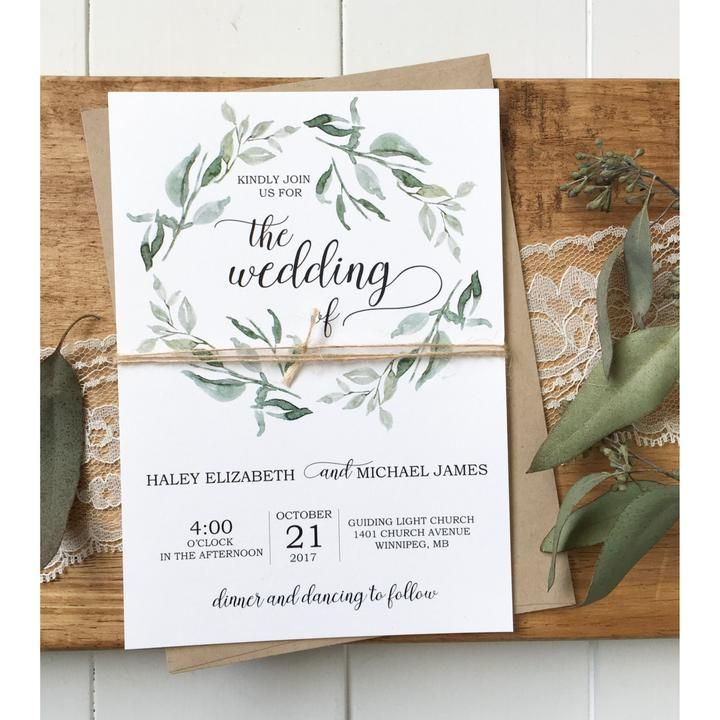 16 best Love of Creating Wedding Invitations images on Pinterest ...
