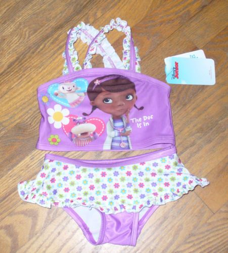 Disney The Doc Is In 4 Piece Doc Mcstuffins Toddler: 81 Best Kids Swimsuits Images On Pinterest