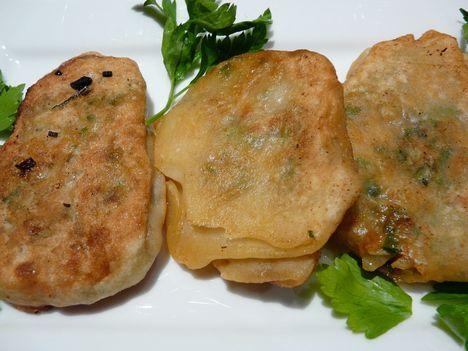 weekday vegetarian moroccan flat bread photo