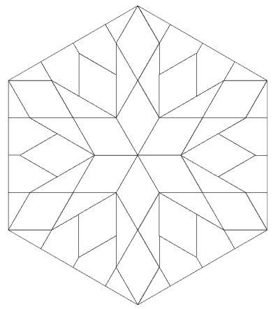 Coloring Pages For Quilt Blocks : 614 best mandalas & geometrics images on pinterest