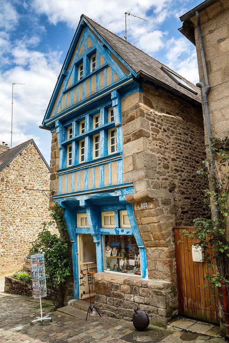 Dinan ~ Côtes-d'Armor Bretagne
