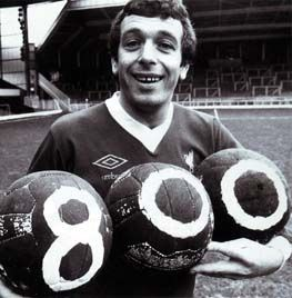 Ian Callaghan: No player has ever played more games for Liverpool Football Club
