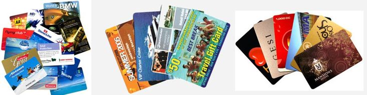 We are one of the leading organization offers unique & different color membership cards printing services.