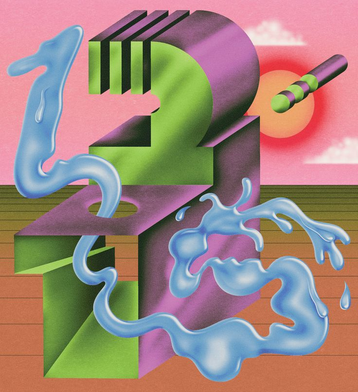 <p>Graphic designer and musician Robert Beatty is inspired by airbrushed rock albums of the 1970's to create some of the coolest album covers and illustrations. When creating album artwork he is inspi