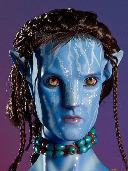 Jake from the film Avatar - close up #pinned - from our Avatar collection. ^kv #dollchat