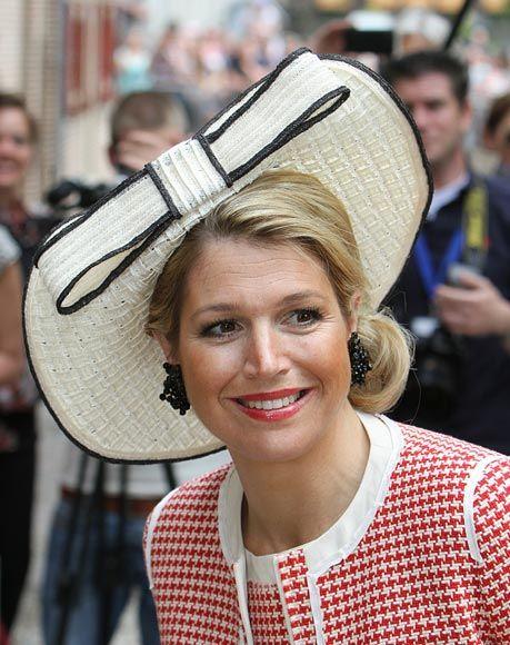 Het Loo Palace: HRH Princess Máxima of The Netherlands (09 May 2011) [PHOTO CREDITS: Hola]