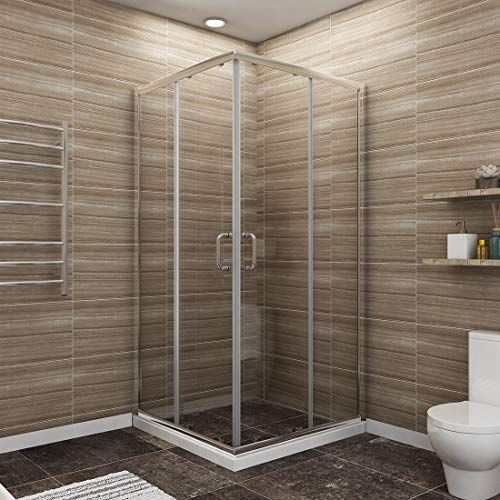 Sunny Shower 36 X 36 X 72 Double Opening Corner Shower Https Www Amazon Com Dp B07f19fstz Ref Cm Sw R Pi Corner Shower Doors Shower Doors Corner Shower