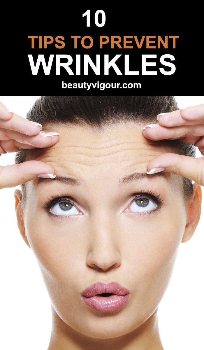 10 tips to prevent wrinkles | beauty | prevent wrinkles