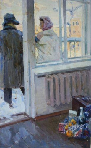 Авторские галереи - Безукладников Герман Александрович / 1961
