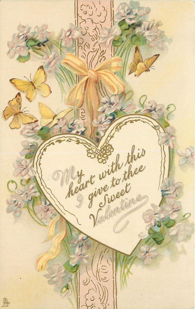 129 Best Cards Valentine Images On Pinterest Be My Valentine