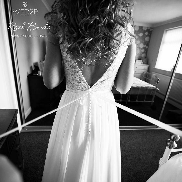 Real Brides Wed2b: 28 Best Real Brides In Heidi Hudson Images On Pinterest