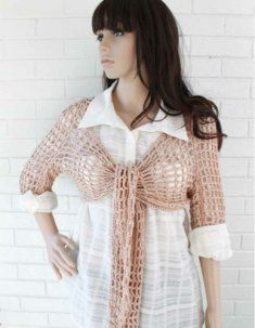 Easy crochet pattern for this super cute sweater