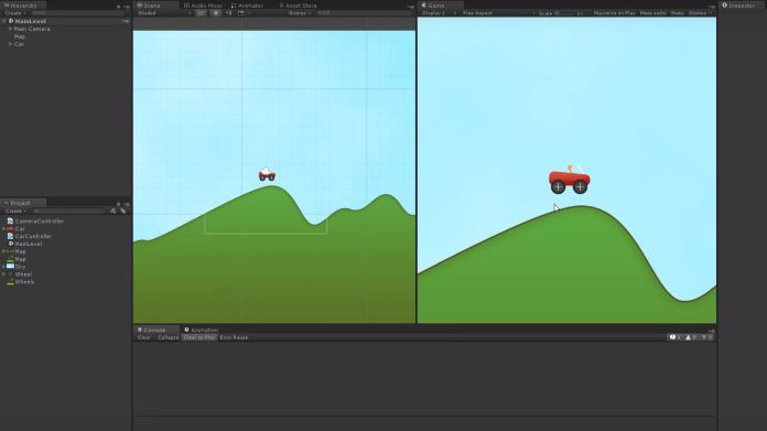 How to make a Balance Racing Game (Livestream) - Unity