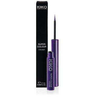 KIKO MAKE UP MILANO: Super Colour Eyeliner - eyeliner colorato resistente all'acqua
